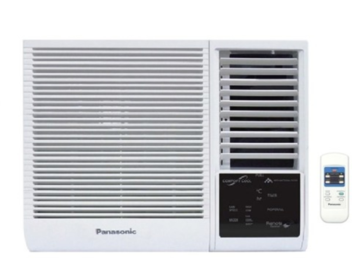 Window Type Air-Conditioner (3/4 HP (Remote Control Model)) CWXV715JA
