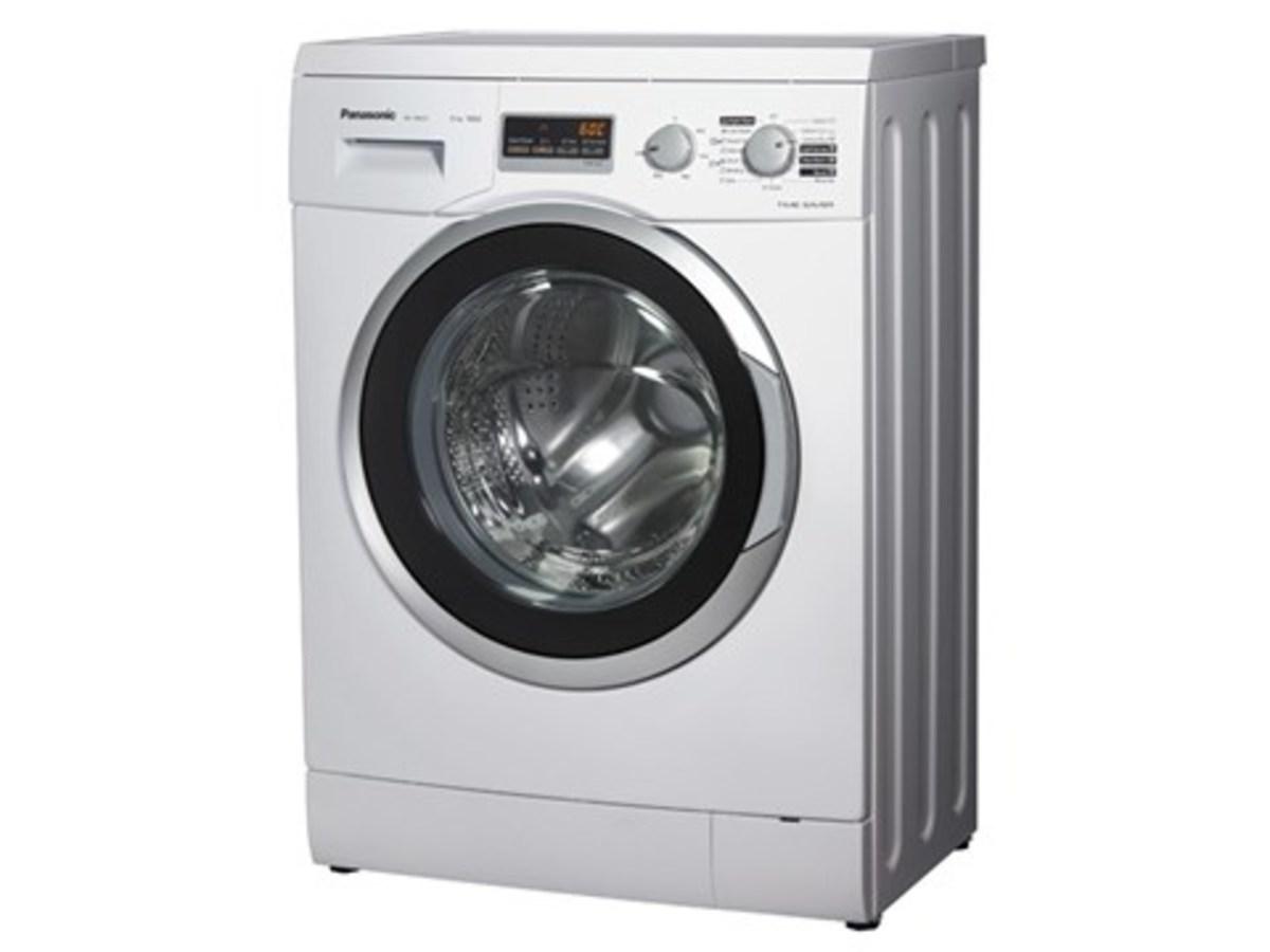 """Ultra Slim-type"" Front Loading Washing Machine (6kg, 1000 rpm) NA106VC5"