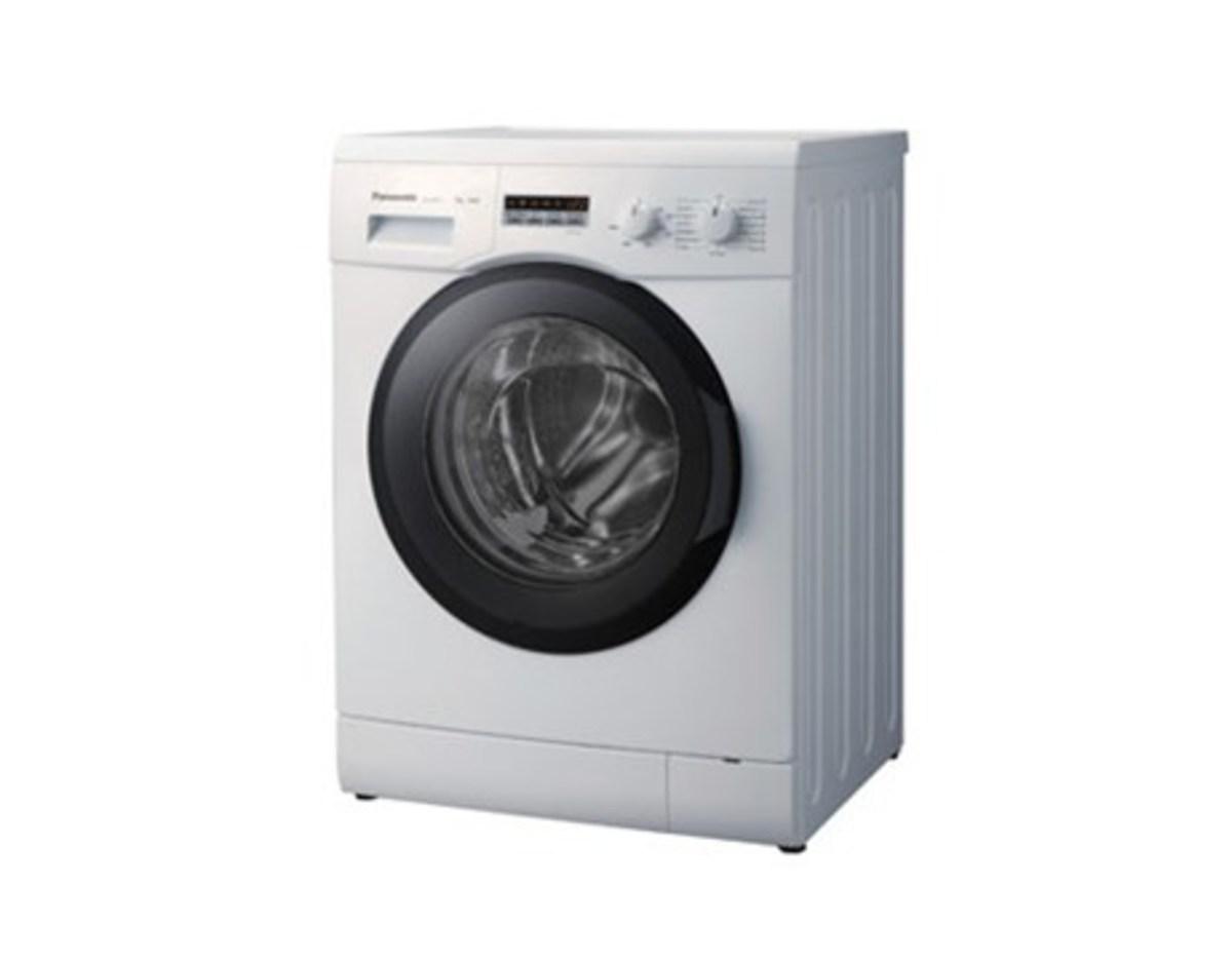 Slim-type Front Loading Washing Machine (7kg, 1000 rpm) NA107VC5