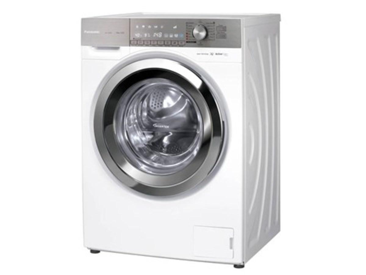 「愛衫號」前置式洗衣機 (10公斤, 1200轉) NA120VX6