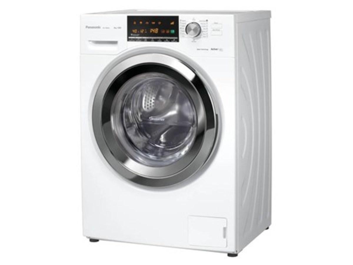 「愛衫號」前置式洗衣機 (8公斤, 1200轉) NA128VG6