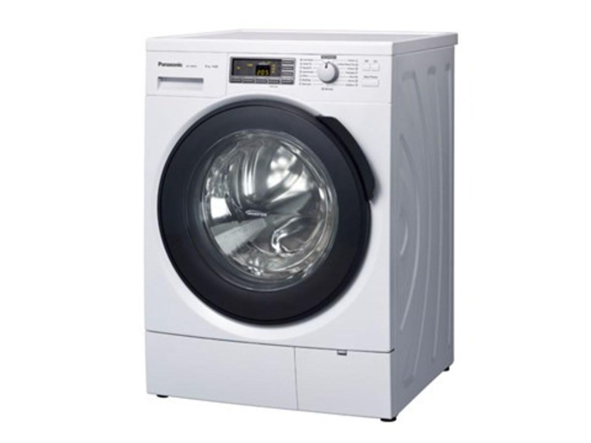 「愛衫號」前置式洗衣機 (8公斤, 1400轉) NA148VG4