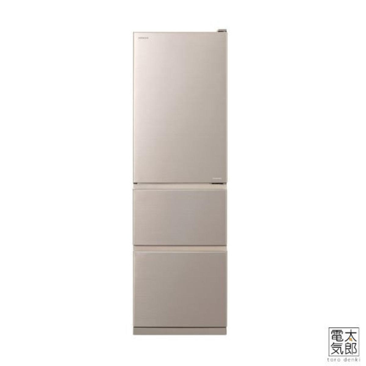 Hitachi - 3門雪櫃 香檳色 R-S32KPH