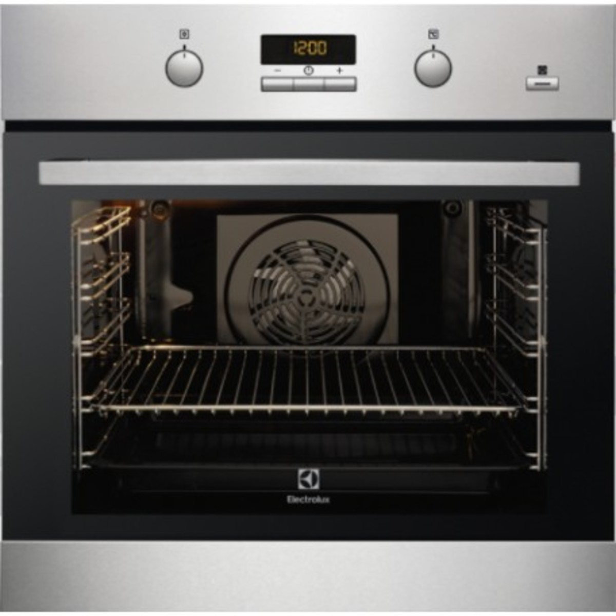 EOB3414AOX 60cm 2980W Built-in Oven (2-year Warranty)