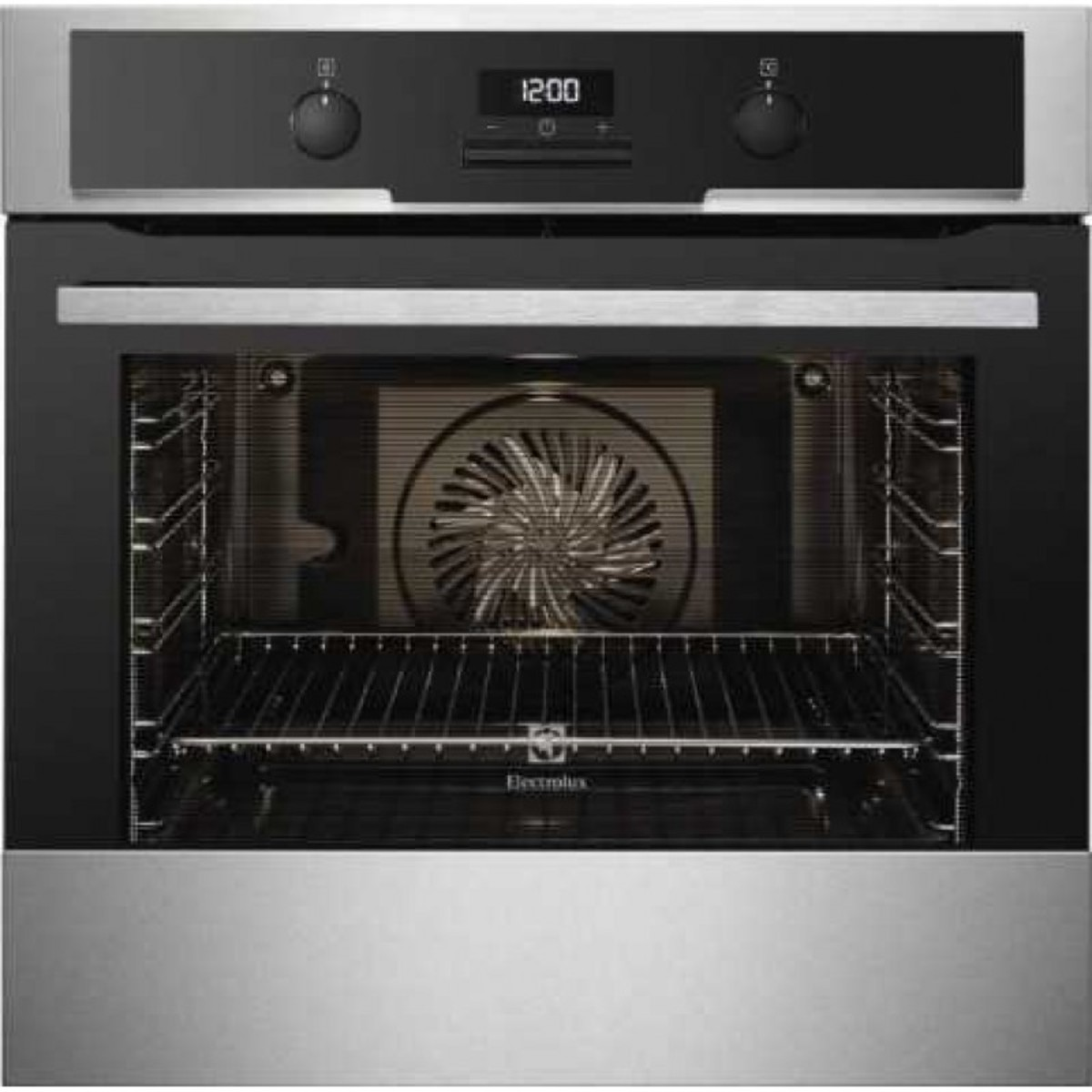 EOB5450AAX 74Litres Built-in Electric Oven (2-year Eletrolux Warranty)