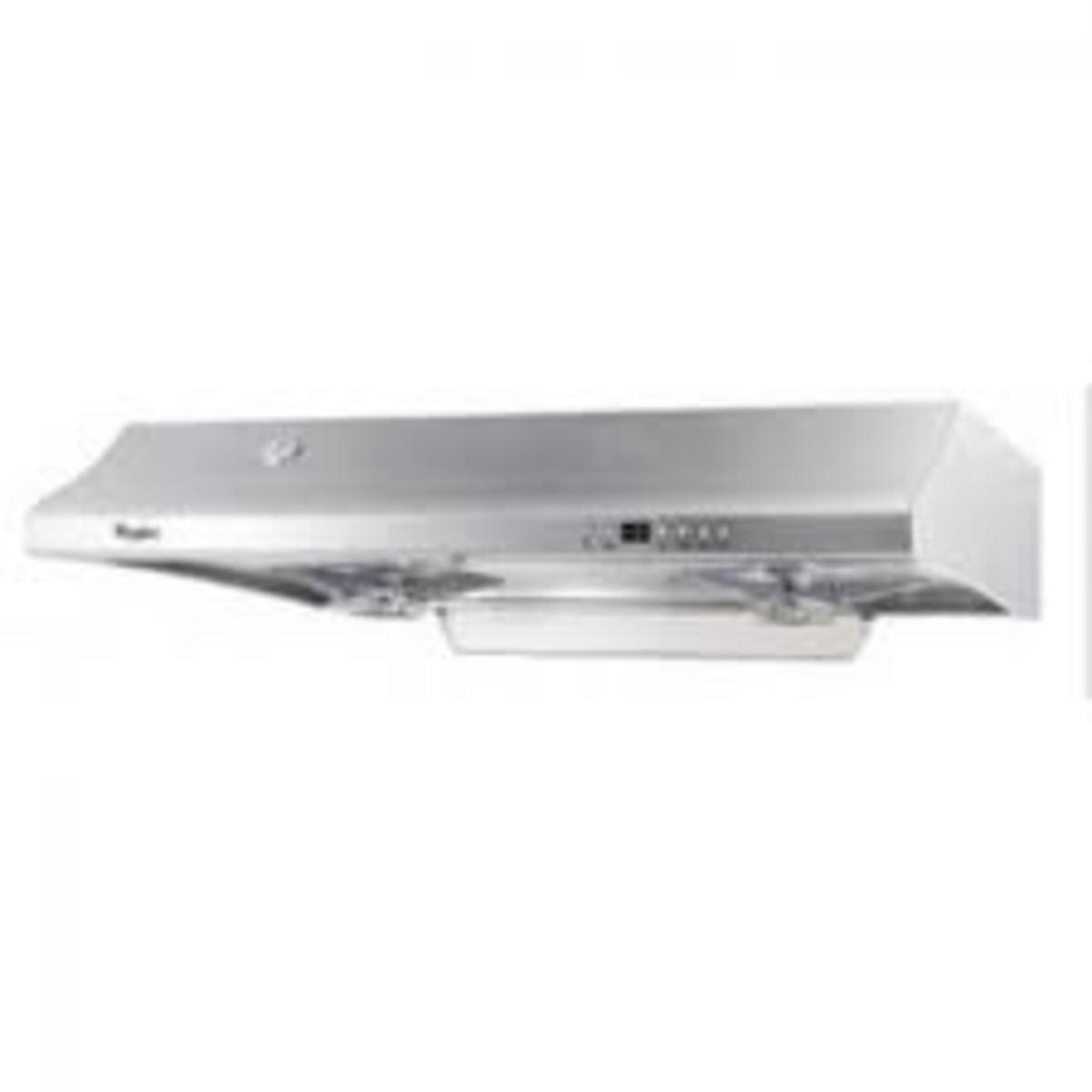 HC768S 71cm 2in1 Detachable & Auto-washed Cookerhood  (1-year Whirlpool Warranty)