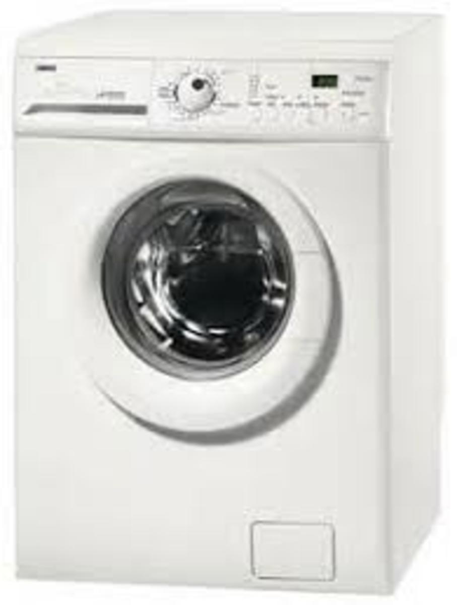 ZWS510801 6.0kg 1000rpm Front Loaded Washer  (1-year Zanussi Warranty)