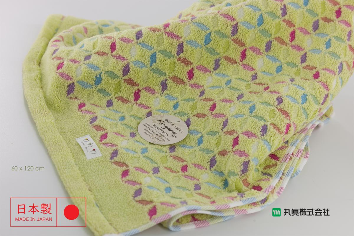 日本今治Fergana甘撚り系毛巾