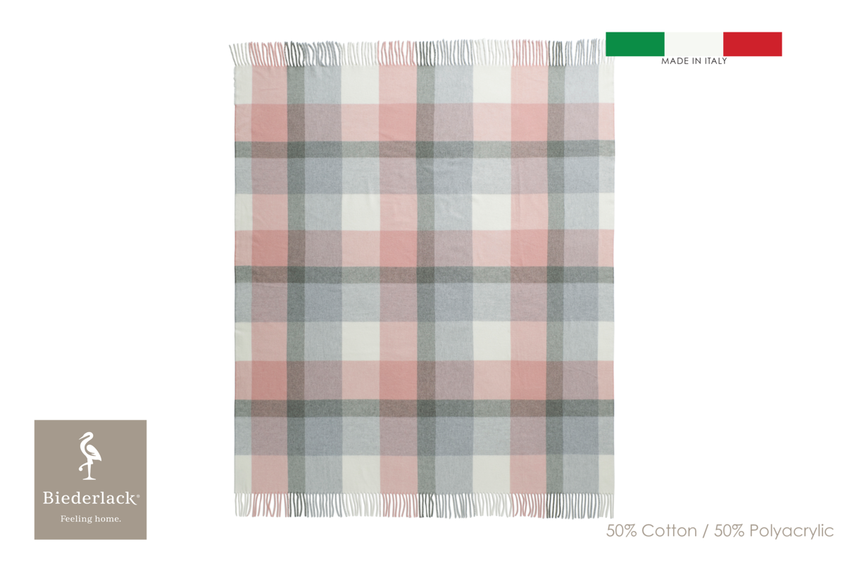 Cotton Blend Blanket