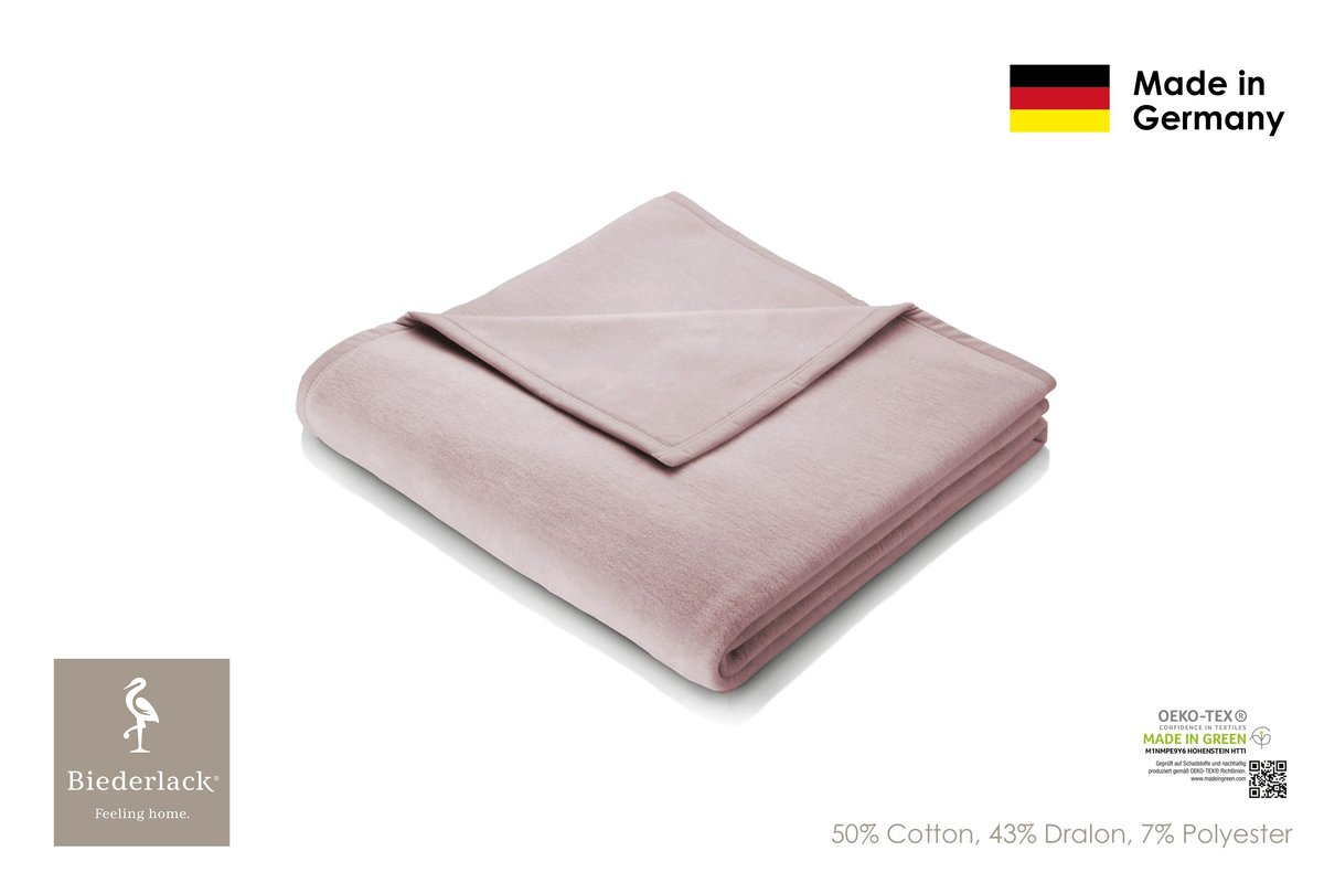 Cotton Dralon® Blanket