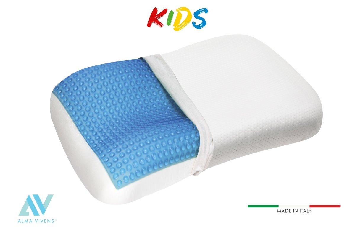 Kids gel pillow