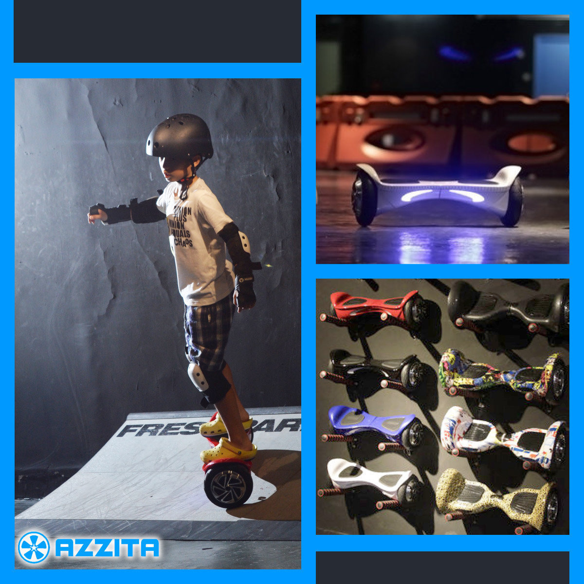 1 Pax - Hoverboard (40 mins) + Game Area Pass (20 mins)