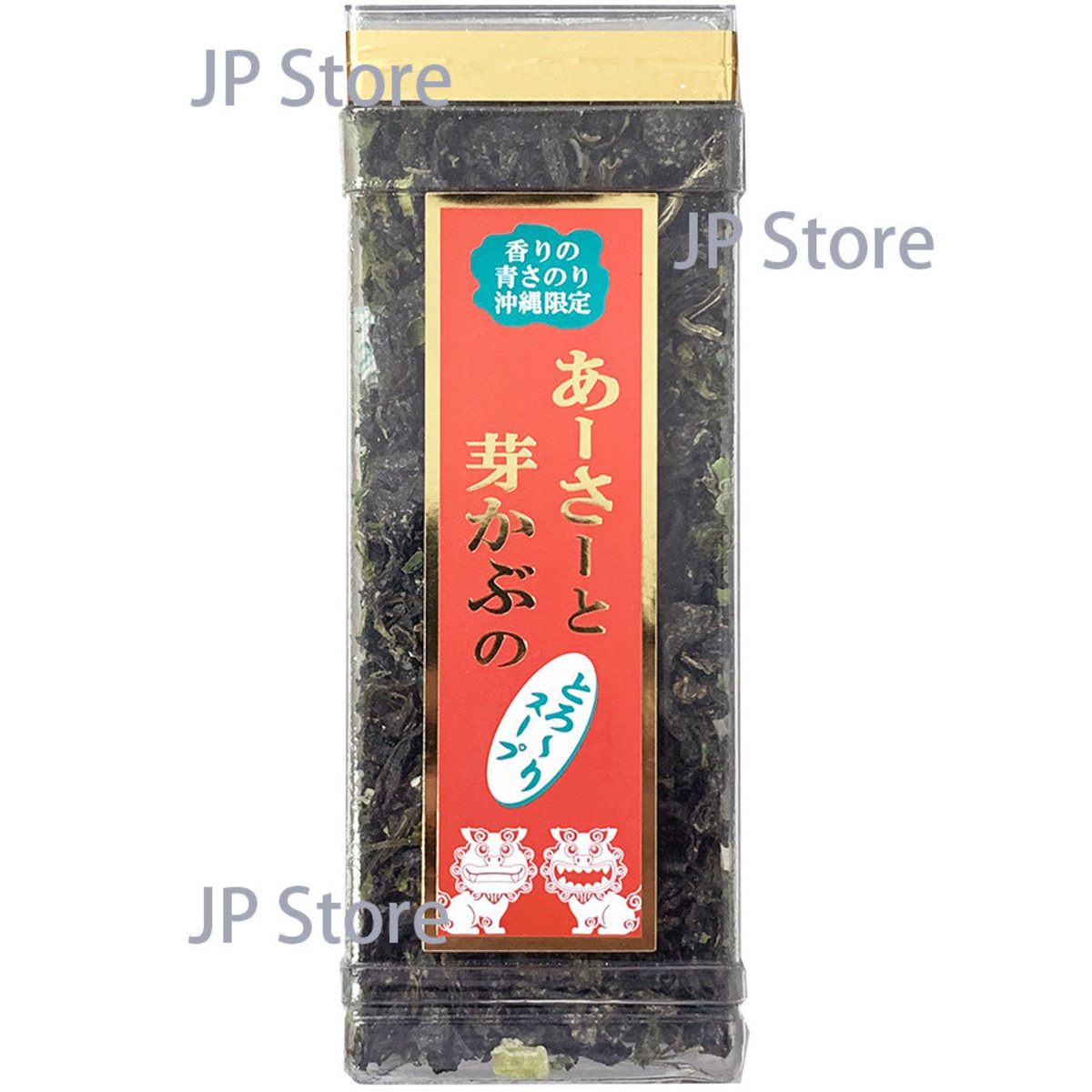 Japan Okinawa Limited Brewing Style Instant Kelp Sprout Soup (Red Label) 85g