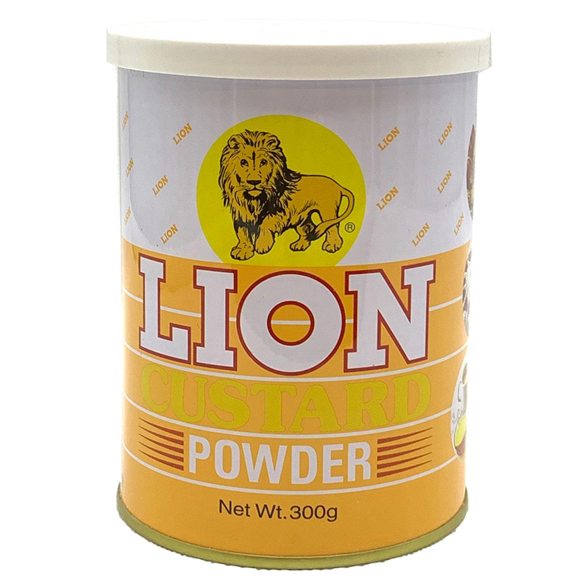 Lion 吉士粉 300g (平行進口)