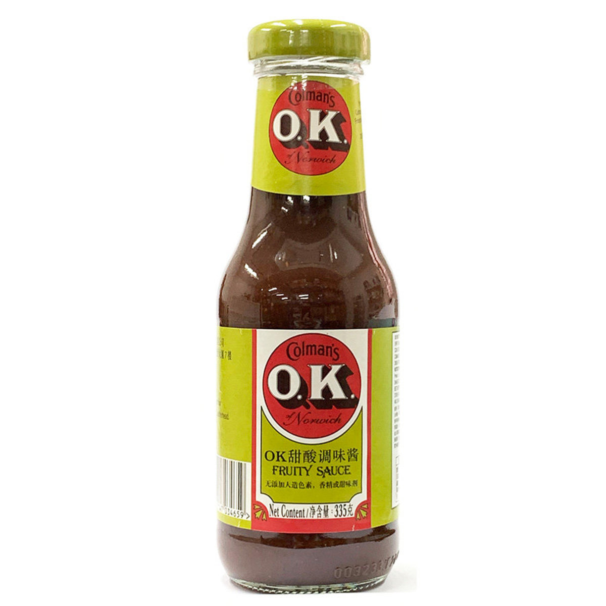 Colman's - OK 甜酸醬 (平行進口)