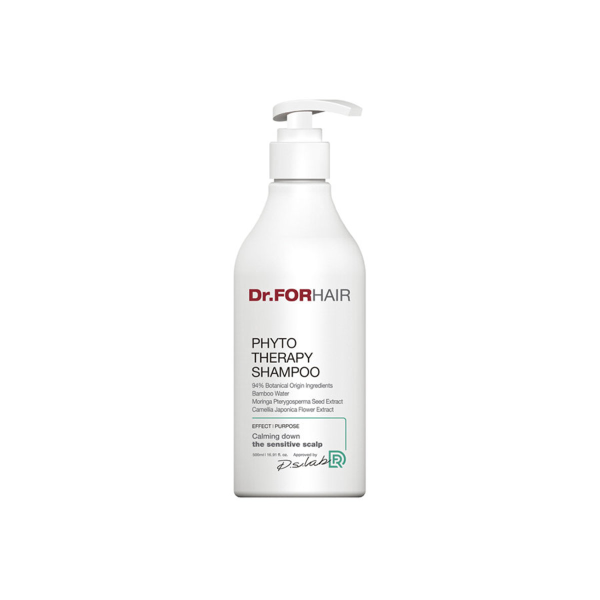 DR.FORHAIR Phyto Therapy Shampoo 300ml (Parallel Import)