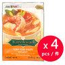 Kanokwan 泰國冬陰功醬 50g x 4包 (平行進口)