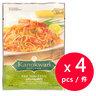 Kanokwan Instant Pad Thai Paste 72g x 4 packs (Parallel Import)