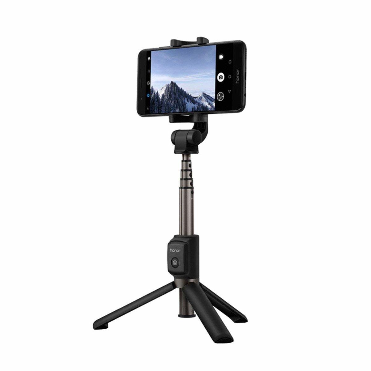 Huawei / Honor AF15 Bluetooth Selfie Stick Tripod (Black)