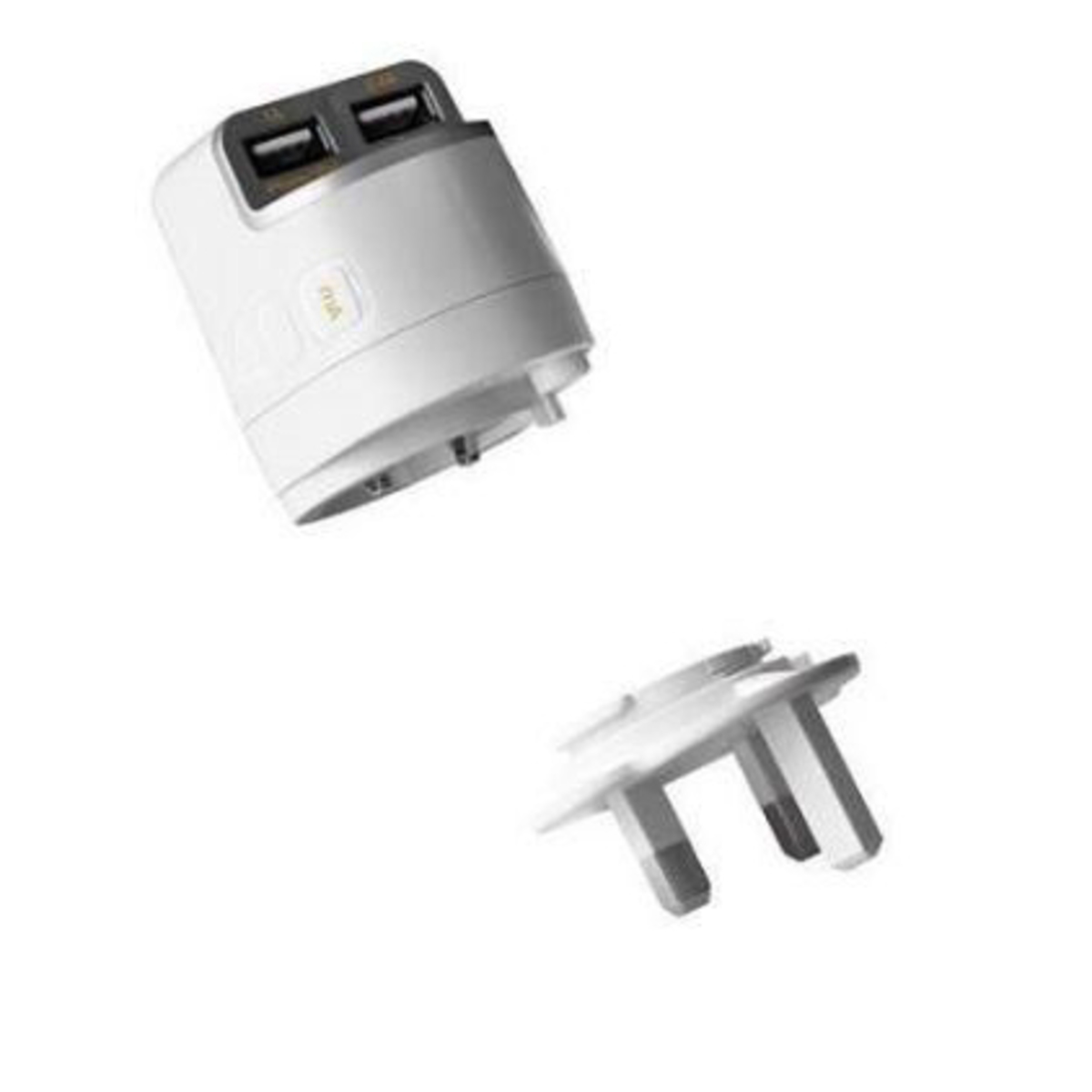 unplug - TC3400 Universal Powerful Dual USB 5V 2 Charger (Warranty Period 1 years)