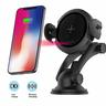 Infrared Motion Sensor Holder Qi Fast Wireless Charging Car Mount(Hong Kong Warranty Period 90 day)