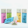 Triangle Collection (Jasmine, Lung Ching, Pu Erh, Tieguanyin - 30g each)