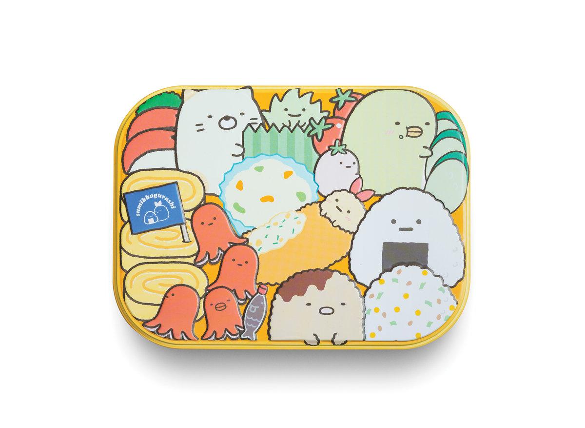 1 Box - Sumikkogurashi™ Mooncake (4 pcs)【Self Pick-up Only】