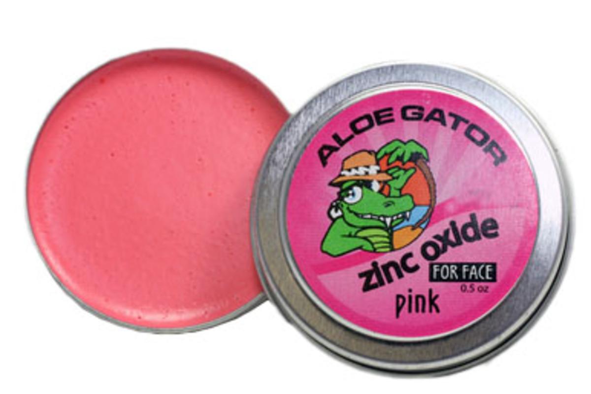 SPF15 面部防曬 /面部彩繪 (0.5oz) 粉紅色 美國製造