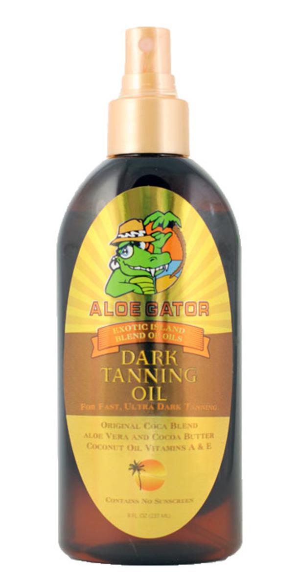 Dark Tanning Oil Spray 黑鬼油 (8oz/237ml) 美國製造
