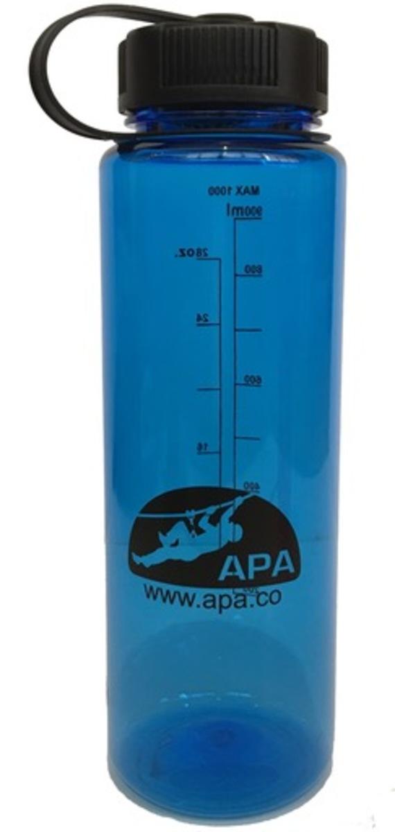 Water Bottle (BPA Free), Blue, 1000 ml