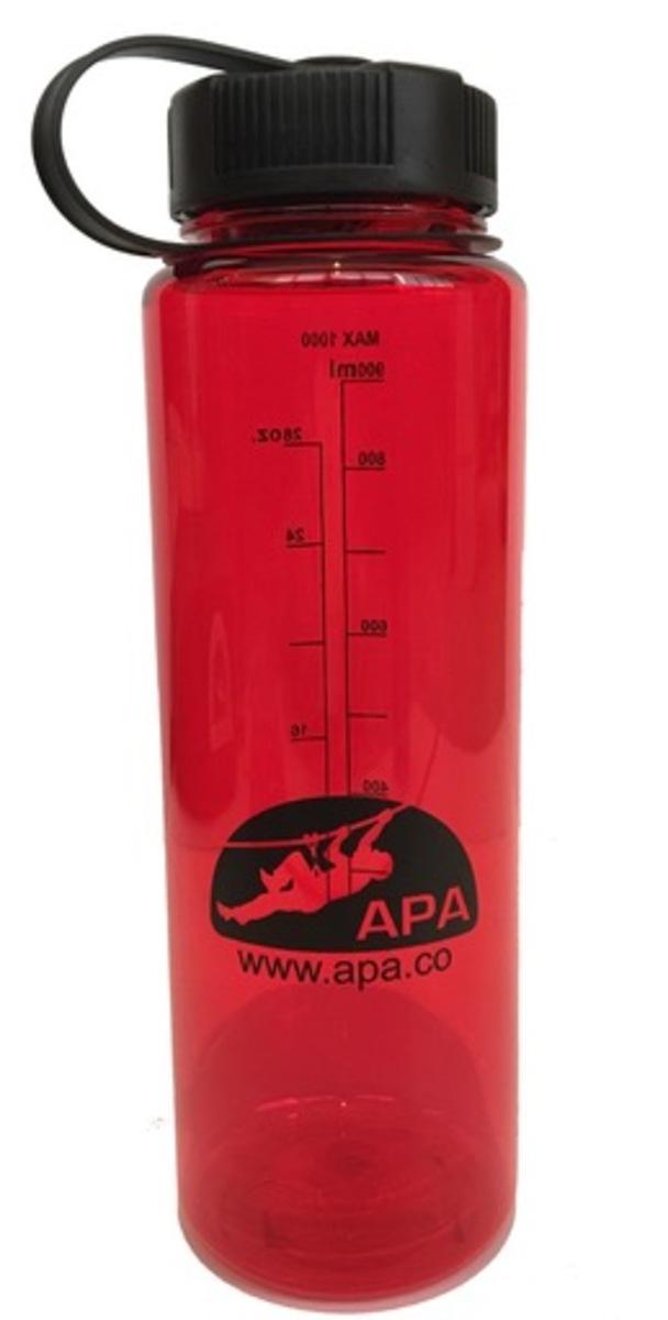 Water Bottle (BPA Free), Red, 1000 ml
