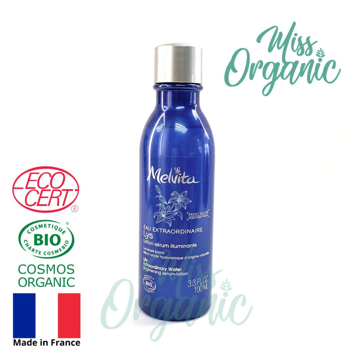 Organic Lily Extraordinary Water 100ml