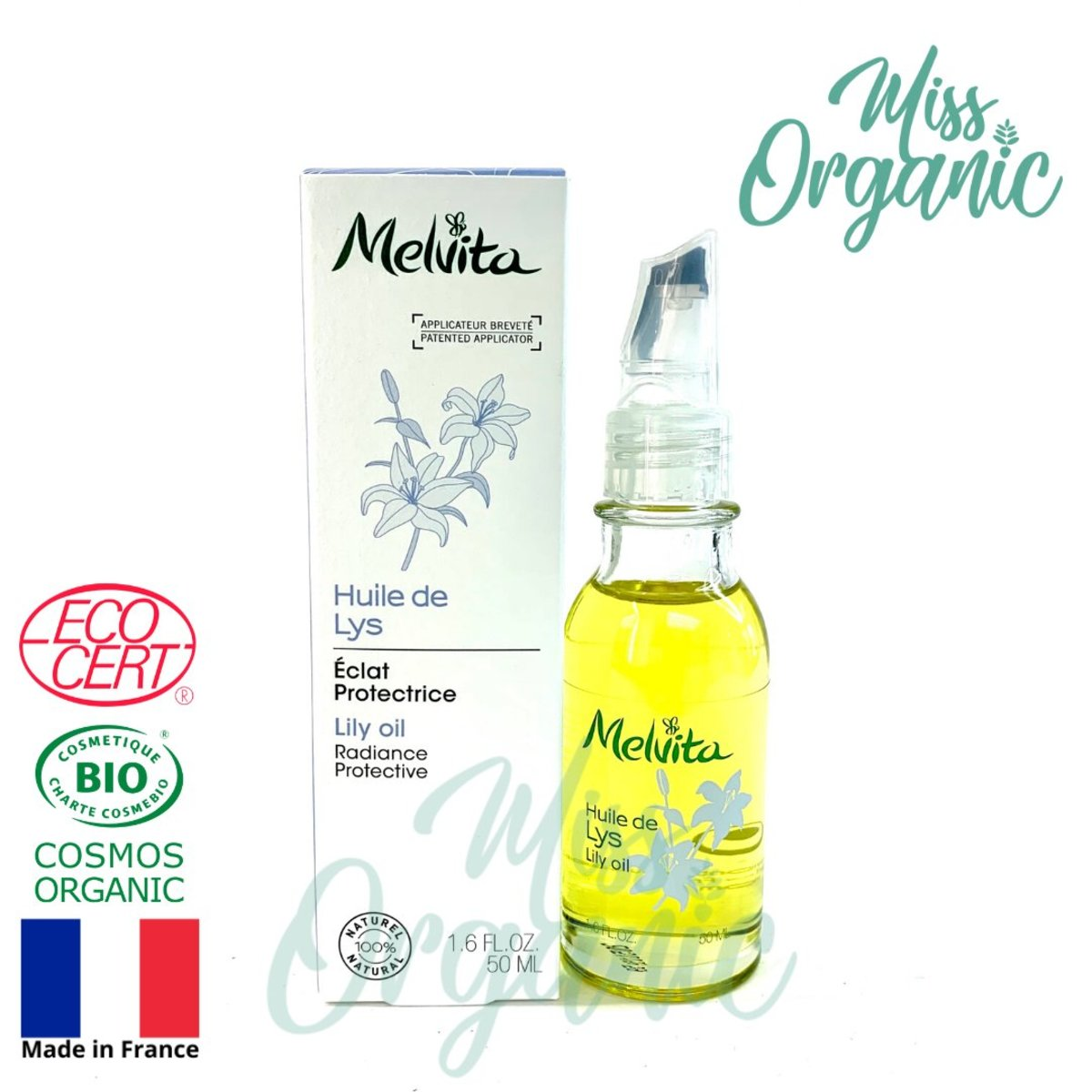 Organic Lily Oil (French Exclusive Edition)