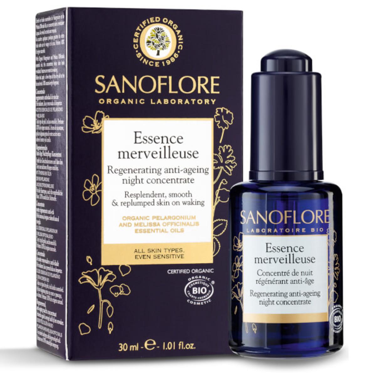Essence Merveilleuse Regenerating Anti-Ageing Night Oil