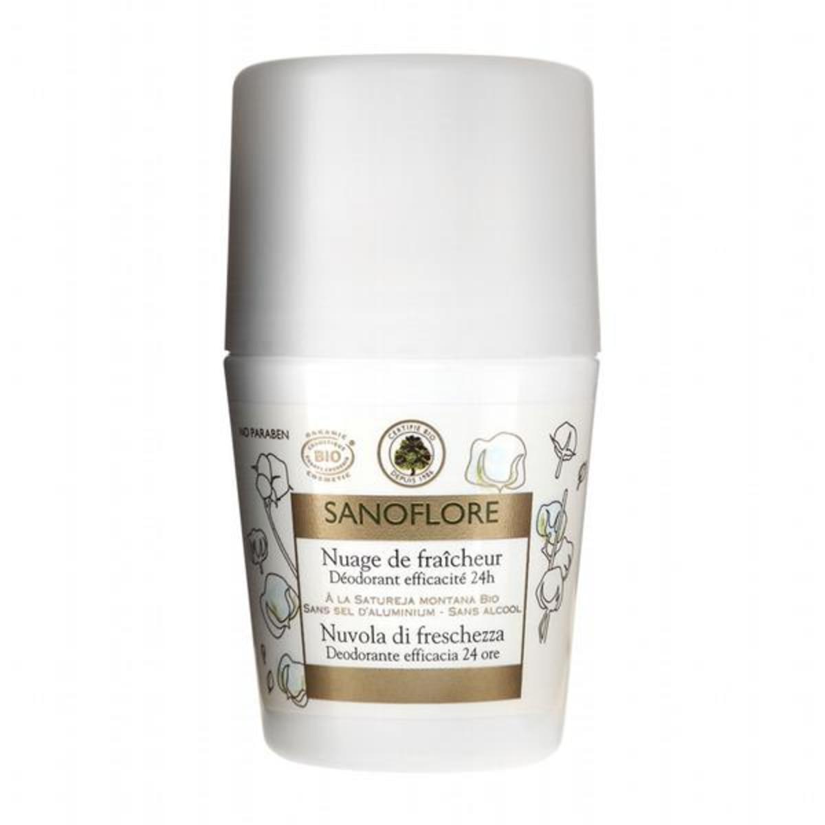 Cloud Of Freshness 24HR Effectiveness Deodorant (Roll On)