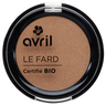 Eye Shadow Cuivre Irisé (Copper- coloured eyeshadow)