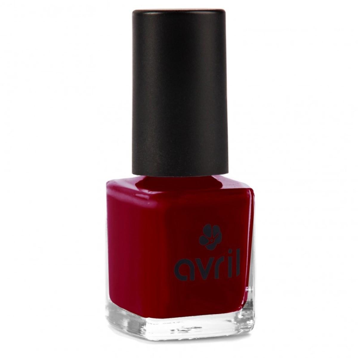 Nail polish Bordeaux N°671