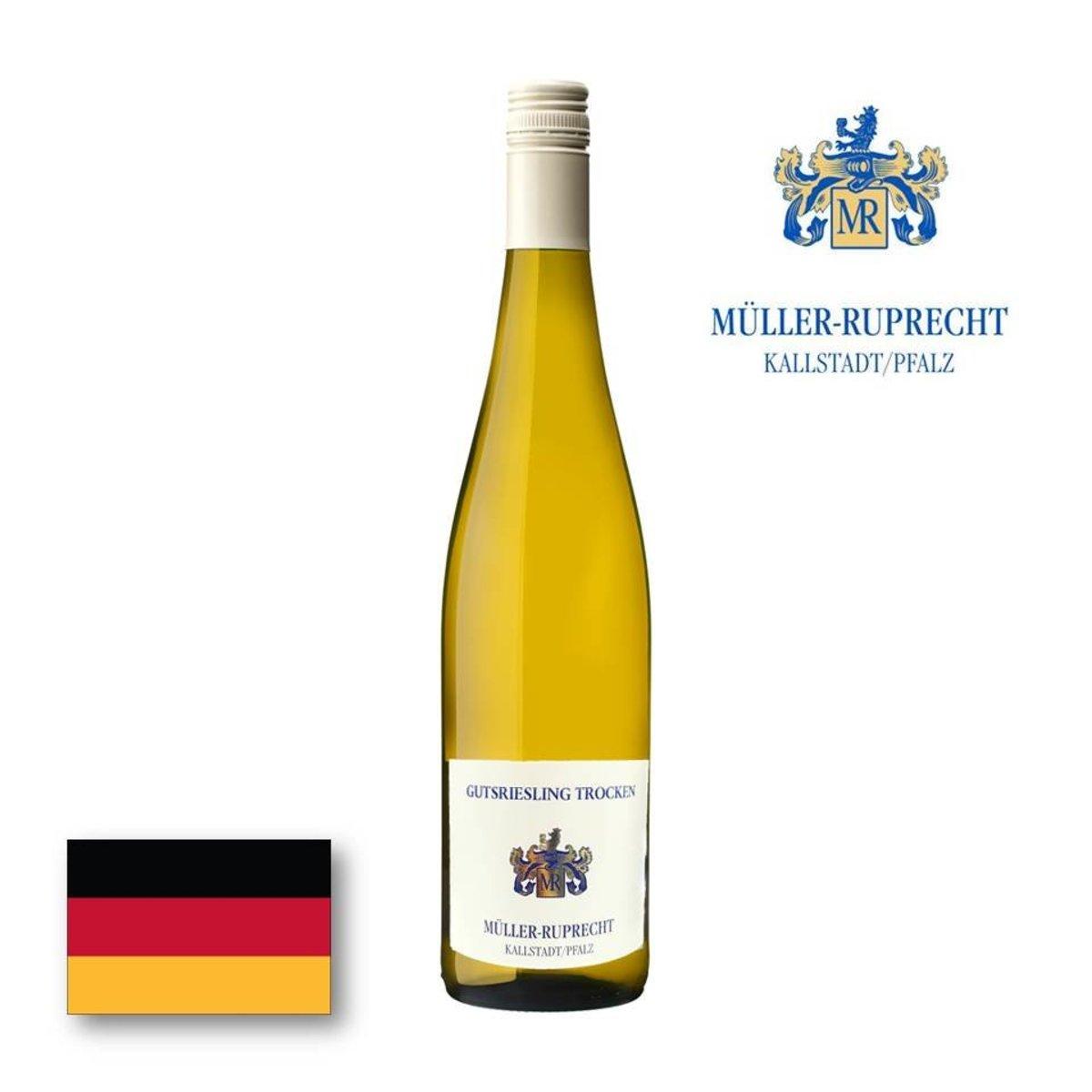 GutsRiesling Trocken 2015  (白酒)