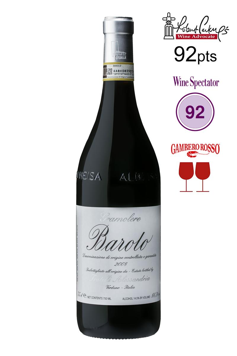 Barolo Le Gramolere 2008 DOCG (紅酒)