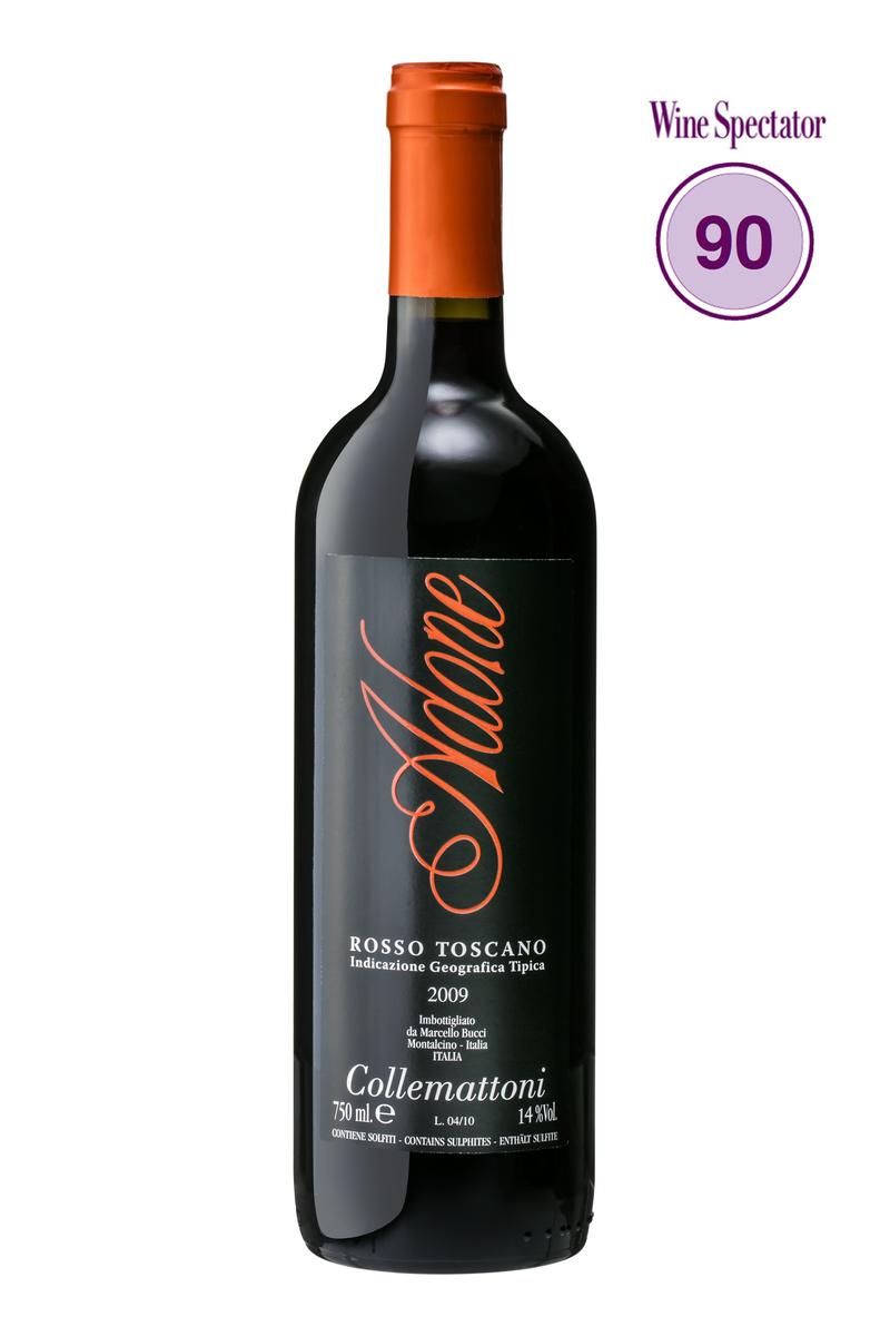 Adone Rosso Toscana 2009 IGT (Red Wine)