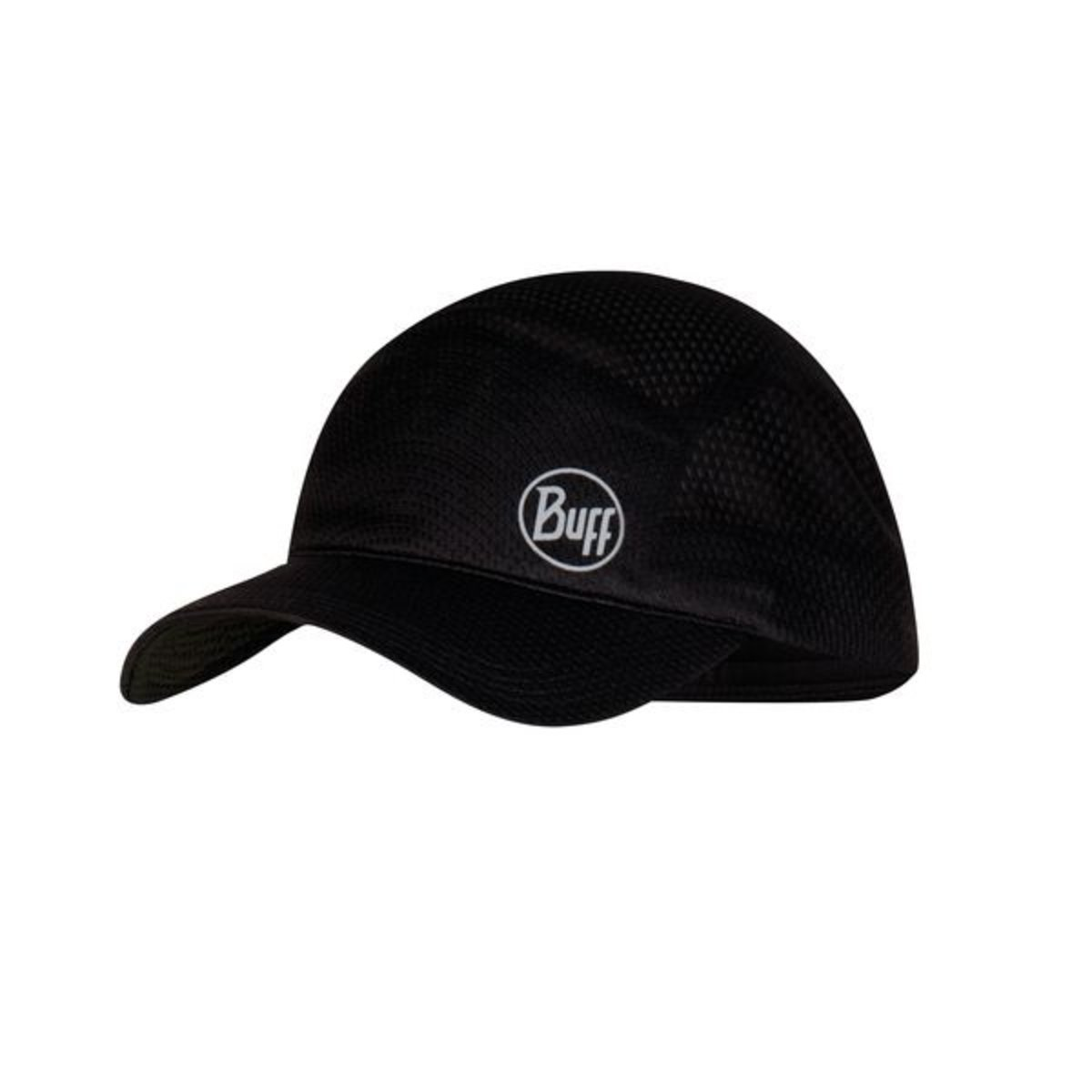ONE TOUCH CAP SOLID BLACK