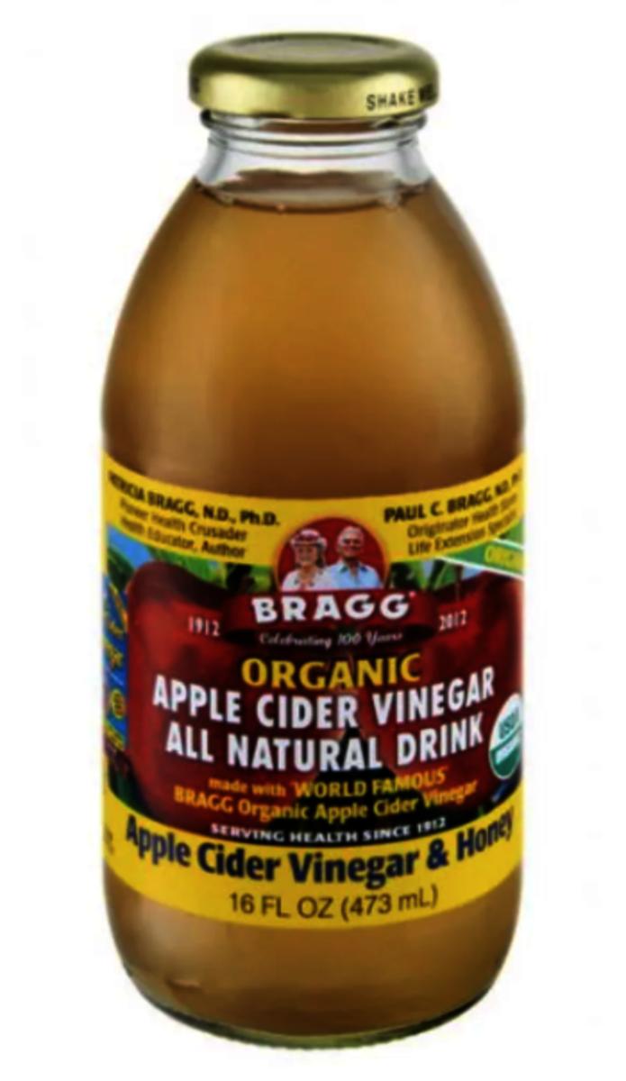 Bragg - ACV & Honey 473 ml