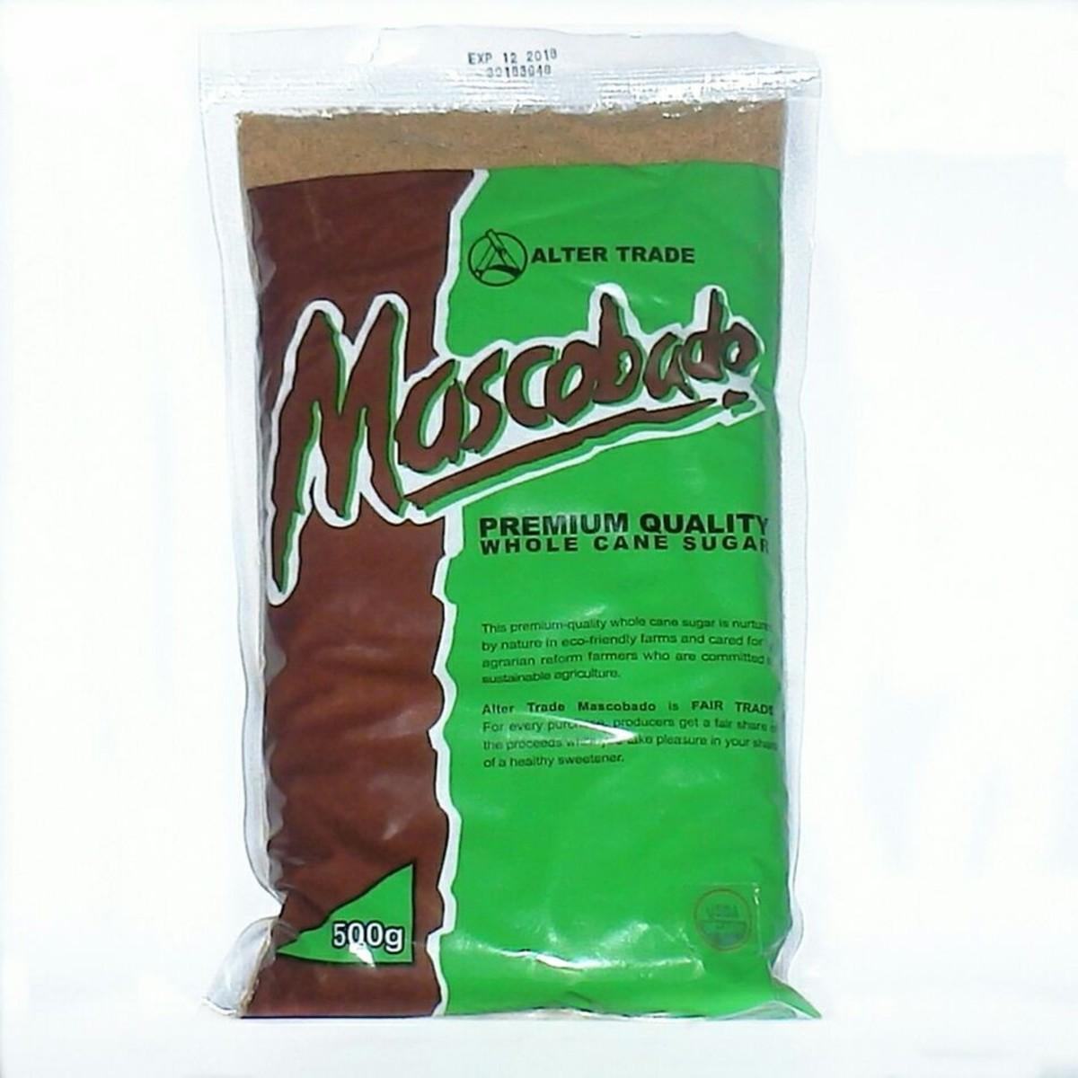 Musovado Sugar 500g - Philippines