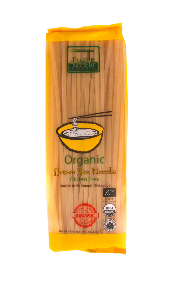Organic Brown Rice Noodle   220g
