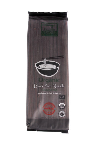 Organic Black Rice Noodle 220g