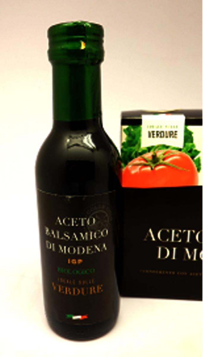 有機意大利黑醋-綠1年 250ml