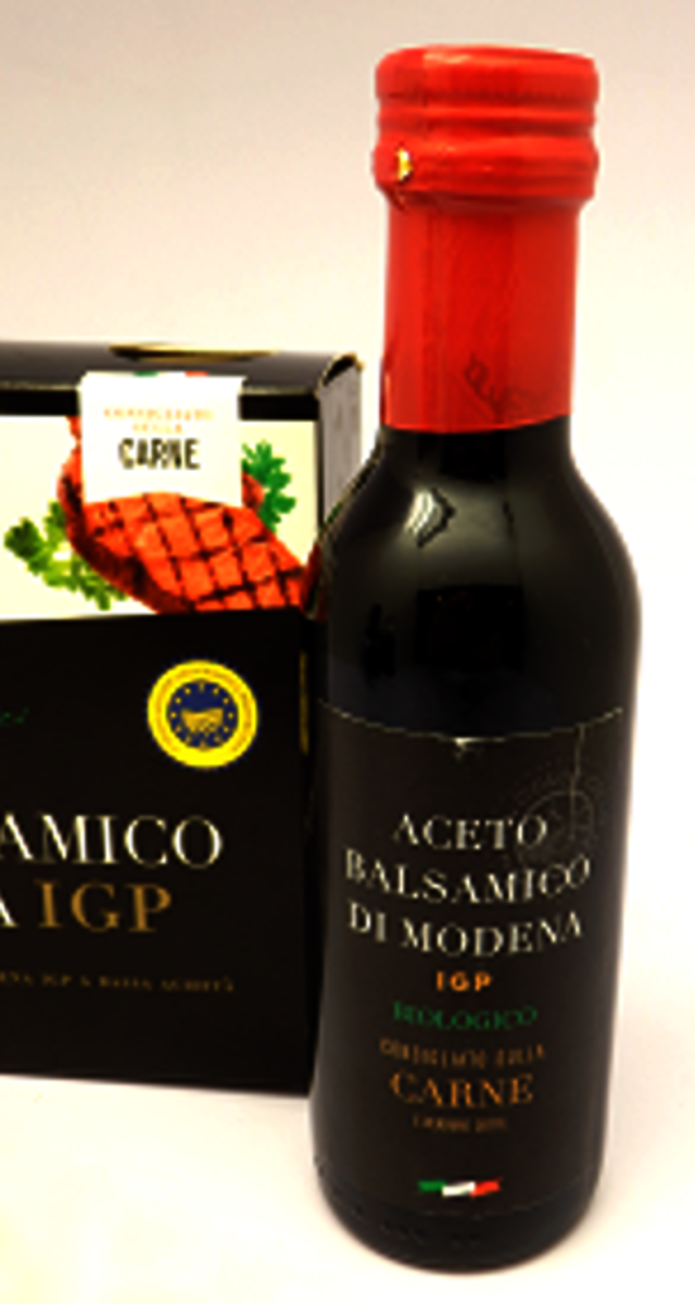 有機意大利黑醋-紅3年 250ml