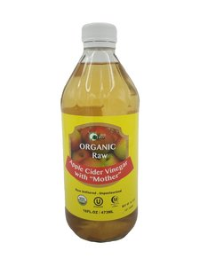 Manna -  Raw Org. ACV with mother 16oz