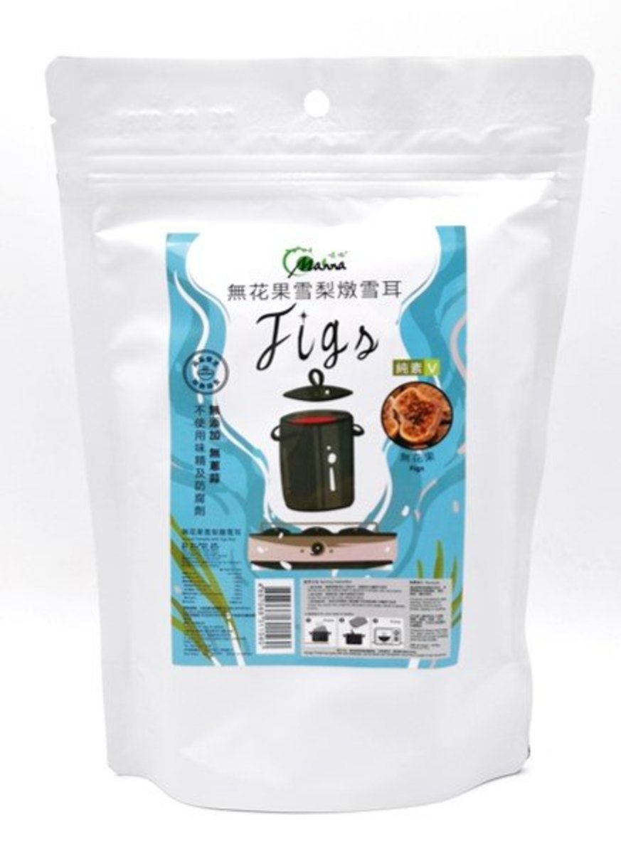 Stewed Tremella with Figs Pear 400g
