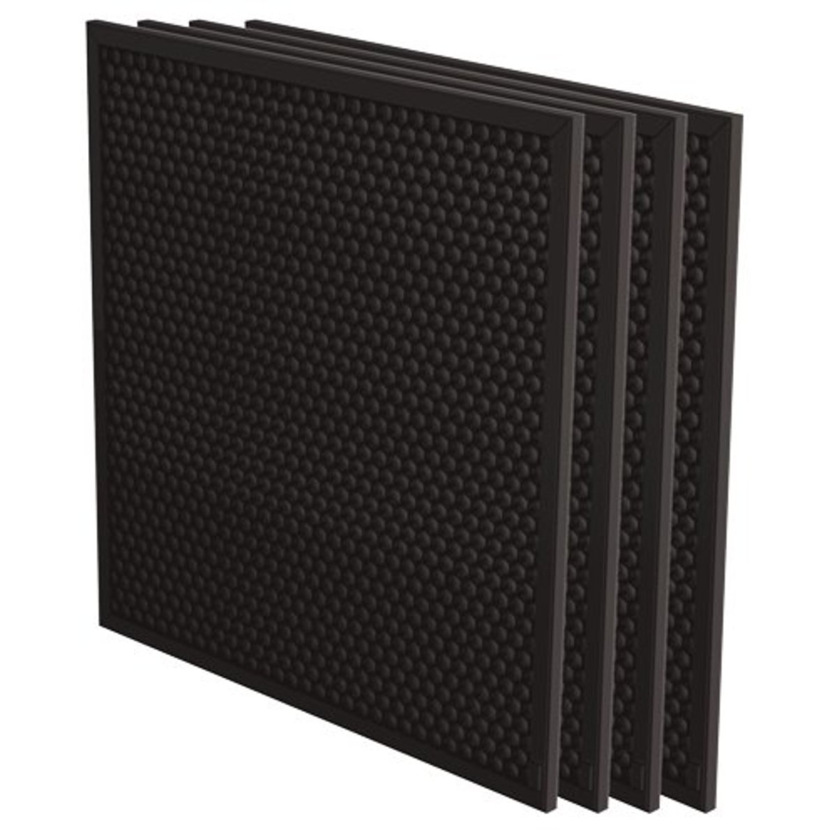 Fellowes Aeramax Pro Carbon Filter with Pre-Filter - 4pk